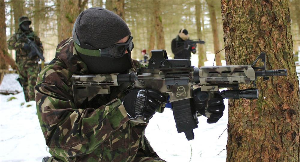 Airsoft filmat cu Camera Video Sport Smailo Play Wifi